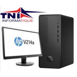 HP Pro G3 Dual Core 4Go 1To