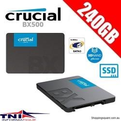 Crucial BX500 240GB 3D NAND...